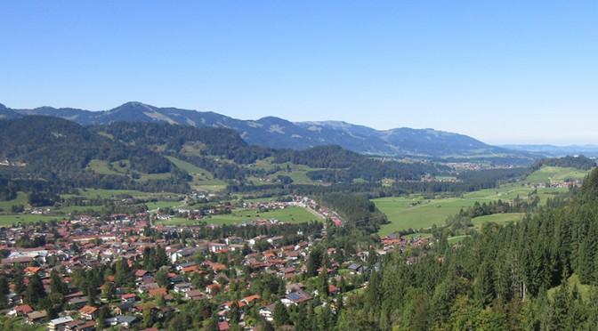 Un Petit tour à Oberstdorf