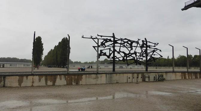 Sculpture Dachau