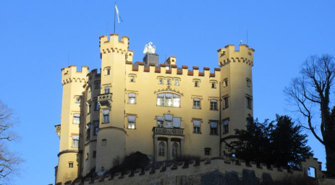Visite du Château de Louis II de Bavière