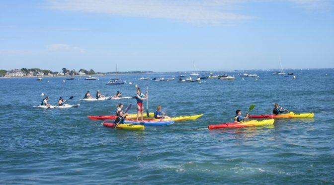 Paddle et kayak