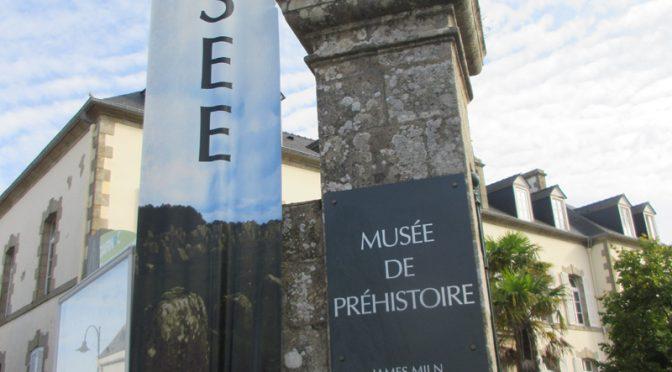 Visite du musée