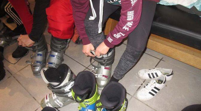 Préparation pour le ski